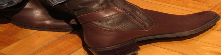 Carthusian boots